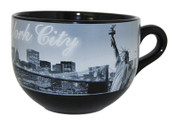 I Love NY At Night Soup Mug