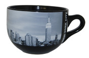 NYC Skyline Photo Soup Mug