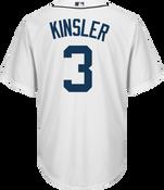 Ian Kinsler Detroit Tigers Replica Adult Home Jersey