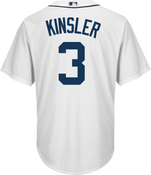 Ian Kinsler Detroit Tigers Replica Youth Home Jersey