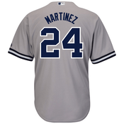 Tino Martinez NY Yankees Replica Road Jersey