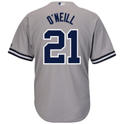 Paul Oneill NY Yankees Replica Road Jersey