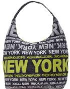Robin-Ruth NY Grey/Yellow Luxury Bag