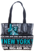 Robin-Ruth NY Blue Liberty Tote Bag
