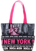 Robin-Ruth NY Pink Liberty Tote Bag