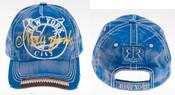 Robin-Ruth NY Blue Cap