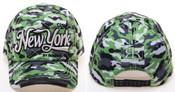 Robin-Ruth NY Green Camouflage Cap