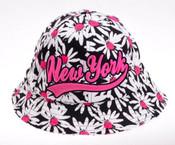 Robin-Ruth NY Daisy Pink Bucket Hat