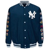 NY Yankees Set-Up Man Commemorative Jacket - Front