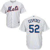 Yoenis Cespedes Youth Jersey - NY Mets Replica Kids Home Jersey