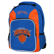 NY Knicks Royal Blue Southpaw Backpack