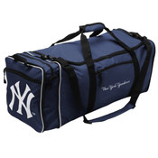 New York Yankees 28-inch Expandable Duffel Bag