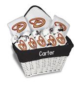 Arizona Diamonbacks Personalized 9-Piece Gift Basket