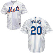 Neil Walker Jersey - NY Mets Replica Adult Home Jersey
