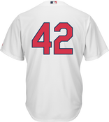 Jackie Robinson Day 42 Youth Jersey - St Louis Cardinals Replica Kids Home Jersey