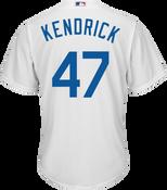 Howie Kendrick Jersey - LA Dodgers Replica Adult Home Jersey