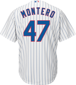 Miguel Montero Youth Jersey - Chicago Cubs Replica Kids Home Jersey