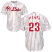 Aaron Altherr Youth Jersey - Philadelphia Phillies Replica Kids Home Jersey