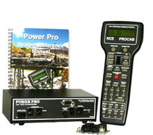 NCE 1 POWER HOUSE PRO 5A DCC System with ProCab PH-PRO