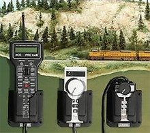 New Rail Models 40020 DCC Cab Throttle Pocket