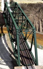 CENTRAL VALLEY 1905 HO 150' Truss Bridge kit Punchplate Girders