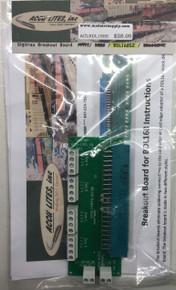 ACCU-LITES Single Zone Breakout Board for Digitrax BDL168