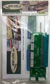 ACCU-LITES Multi Zone Breakout Board for Digitrax BDL168