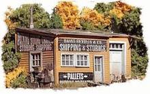 BAR MILLS 722 HO Revelia Shipping & Storage - Craftsman Kit