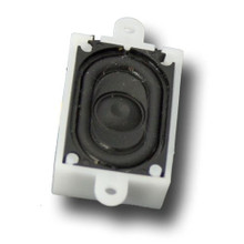 ESU 50330 16mm x 25mm 4 ohms speaker with sound chamber / enclosure