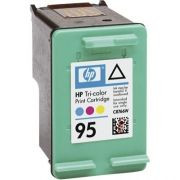 Remanufactured Hewlett Packard HP 95 (C8766WN) Tri-Color Ink Cartridge