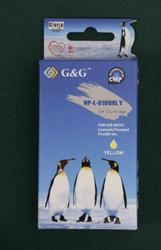 Remanufactured Lexmark 14N1071 (100XL) High Yield Yellow Ink Cartridge