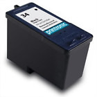 Remanufactured Lexmark 18C0034 (34) High Yield Black Ink Cartridge