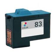 Remanufactured Lexmark 18L0042 (83) Color Ink Cartridge