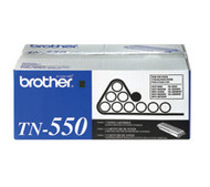 Genuine OEM Brother TN550 Laser Toner Cartridge