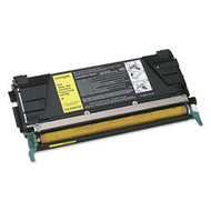 Remanufactured Lexmark C5240YH High Yield Yellow Laser Toner Cartridge