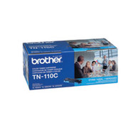 Genuine OEM Brother TN110C Cyan Laser Toner Cartridge