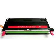 Compatible Dell 310-8399 (XG723) High Yield Magenta Laser Toner
