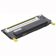Compatible Dell 330-3013 (M127K) Yellow Laser Toner Cartridge