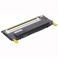 Compatible Dell 330-3013 (M127K) Yellow Laser Toner Cartridge
