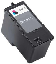 Remanufactured Dell MW169 Series 9 Photo Ink Cartridge