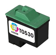 Remanufactured Dell T0530 Color Ink Cartridge