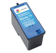 Remanufactured Dell UK852 / HT956 (Series 15) Color Ink Cartridge