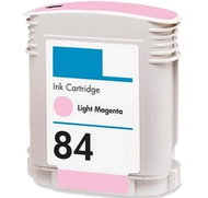 Remanufactured Hewlett Packard C5018A (HP 84 LT Magenta) Ink Cartridge