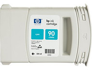 Remanufactured Hewlett Packard C5061A (HP 90 Hi-Yield Cyan) Ink