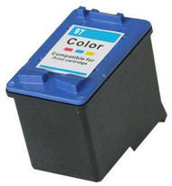 Remanufactured Hewlett Packard C9363WN (HP 97 Tri Color) Ink Cartridge