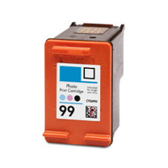 Remanufactured Hewlett Packard C9369WN (HP 99 Photo) Ink Cartridge