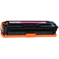 Remanufactured Hewlett Packard CE323A (HP 128A) Magenta Laser Tone