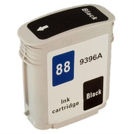 Remanufactured HP C9396AN (HP 88XL Pigment Black) Hi-Yield Ink