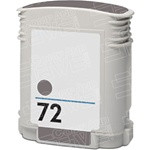 Remanufactured HP C9401A (HP 72) Standard Yield Gray Ink Cartridge