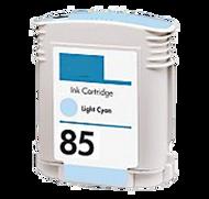 Remanufactured Hewlett Packard C9428A (HP 85 Light Cyan) Ink Cartridge
